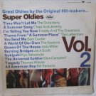 Super Oldies Vol. 2 Capitol T-2565 T2-2565 Monophonic Microgroove Original 1966 Vinyl Record Album