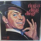 FRANK SINATRA Ring-a-ding ding Reprise R9-1001 Mono Original 1961 LP Vinyl Record Album
