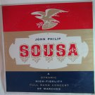 John Philip Sousa Marches Pride of the '48 Band Somerset SF4800 Original 1959 LP Vinyl Record Album
