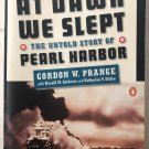 At Dawn We Slept The Untold Story of Pearl Harbor Paperback Book by Gordon W. Prange