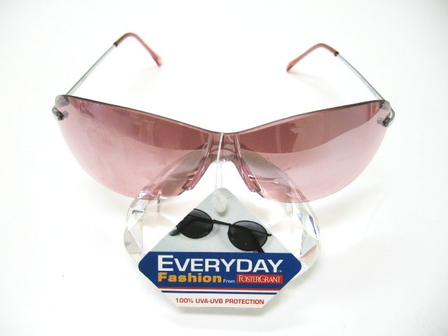 Foster Grant EVERYDAY FASHION PRICELESS PINK SUNGLASSES