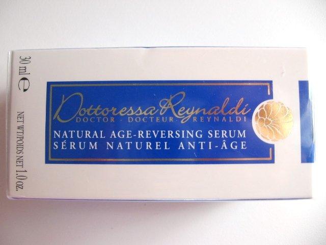 S0002 DR REYNALDI AGE REVERSING SERUM FOR SENSITIVE SKIN, 30ML