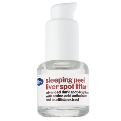 S0160 BLISS SLEEPING PEEL LIVER SPOT LIFTER BRIGHTENER, 15 ML