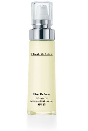 S0046 Elizabeth Arden 1ST DEFENSE ANTI-OXIDANT LOTION SPF 15, 50ml