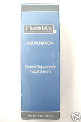 S0067 DR JEANNETTE GRAF RETINOL REJUVENATION FACIAL SERUM