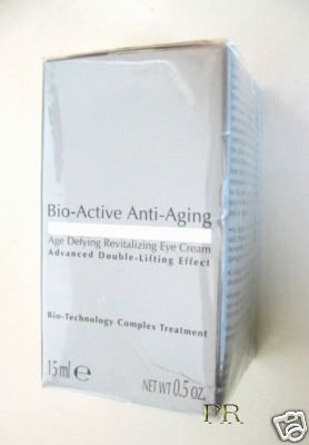 S0063 BIO ACTIVE ANTI AGING AGE REVITALIZING EYE CREAM 0.5 OZ