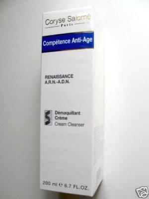 S0076 CORYSE SALOME COMPETENCE ARN-ADN CREAM CLEANSER , 6.7 FL.OZ.(200ml)