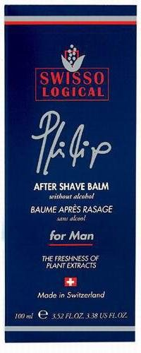 S171B SWISSO LOGICAL Philip After Shave Balm For Men 3.52 oz(100ml)