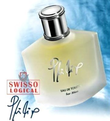 S171F Swisso Logical Philip For Men Eau De ToilettePNK-453 50ml