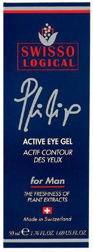 S171E Swisso Logical Philip For Men Active Eye Gel PNK-452 50ml