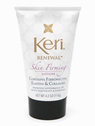 B0004 Keri Renewal Skin Firming Lotion Elastin + Collagen 4.2 oz (119 g)
