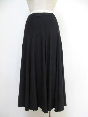 SPS114 Black Lotus 8-Panel Lycra Practice Skirt / Dress