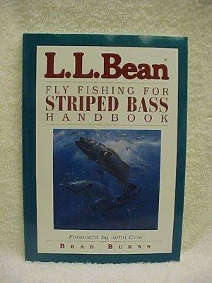 Fly Fishing for Striped Bass Handbook L.L. Bean