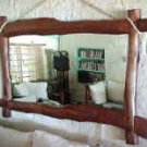 Handcrafted mirror frames