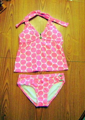 NEW GIRLS LIMITED TOO SWIMSUIT SIZE 12