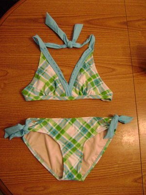 NEW GIRLS JUSTICE LIMITED TOO SWIMSUIT SIZE 14