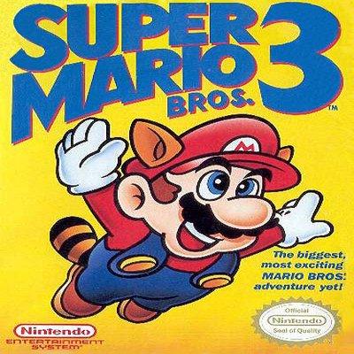 Super Mario Bros. 3 Nintendo NES Game * free shipping *