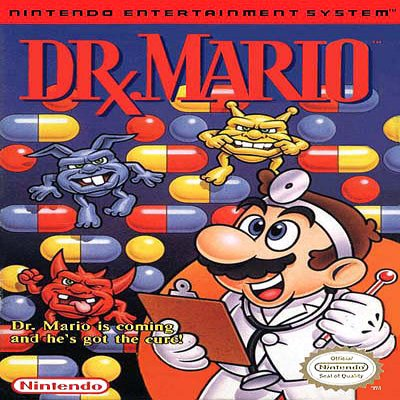Dr. Mario Nintendo NES Game * free shipping *