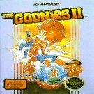 Goonies 2 Nintendo NES Game * free shipping *