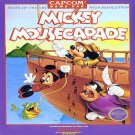 MICKEY MOUSECAPADE Nintendo NES Game * free shipping *