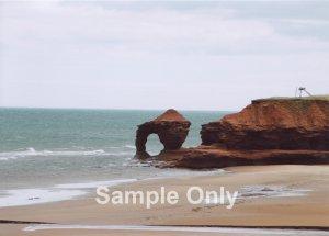 """""""Elephant Rock"""" - 5x7 - Original Color Photo - signed"""
