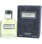 DOLCE & GABBANA 1.3 OZ EDT SPRAY FOR MEN
