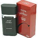 SANTOS DE CARTIER 3.3 OZ EDT SPRAY FOR MEN BY CARTIER