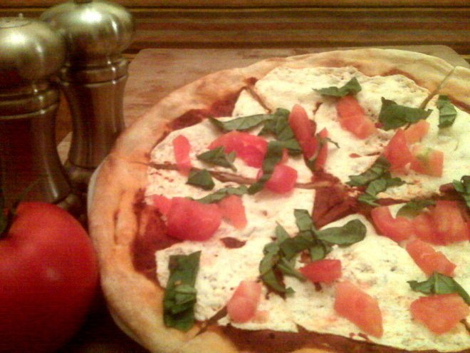 Old School Traditional Crust New York Pizzas