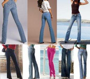 Assorted Victoria Secret Jeans Wholesale Lot