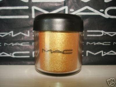 mac pigment OLD G0LD L00K W0W SAMPLE SZ