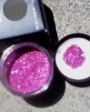 mac glitter brillants REFLECTS VERY PINK H0T NEW!!!! SAMPLE SZ