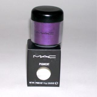 mac pro pigment grape  1/4 sample sz