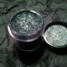 mac pigment STEEL BLUE   sample it