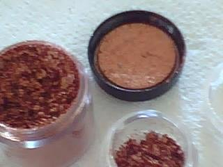 mac pigment Rushmetal