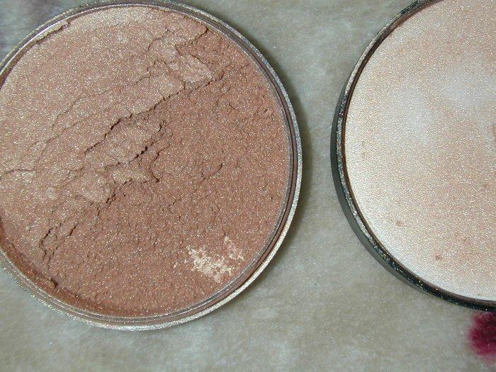 mac golden bronzer sample size