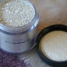 mac pigment WHITE  sample it