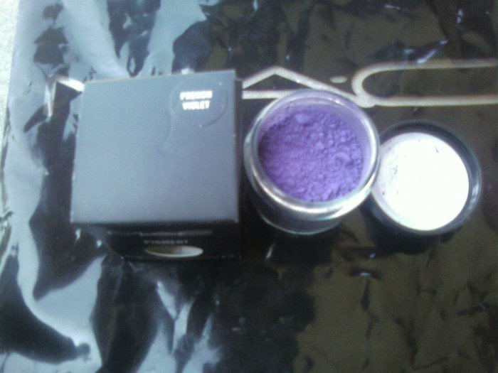 mac pro FRENCH VIOLET   sample