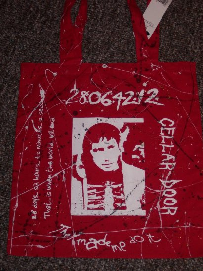 DIY Donnie Darko Tote/Handbag - Jake Gyllenhaal - Bunny Suit