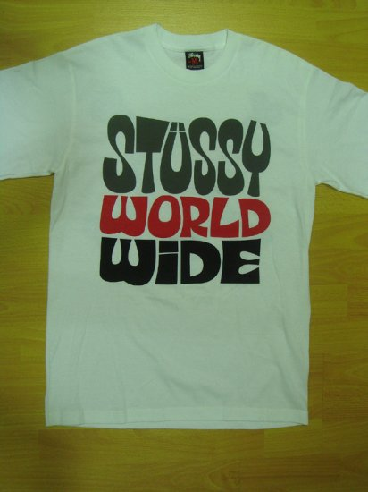 Stussy Tee (White) - S010