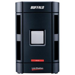 Buffalo LinkStation Pro Duo Network Hard Drive - LS-W2.0TGL/R1