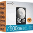 Seagate 500GB Serial ATA/300 16MB Buffer ST3500641AS-RK - Retail