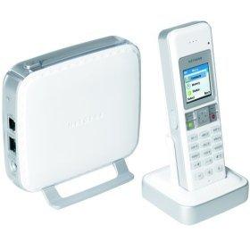 Netgear SPH200D DECT 6.0 Dual Mode Phone works w/ Skype SaveZone.org