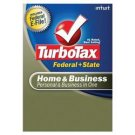 TurboTax Home & Business + State + Federal E-File 2008- used