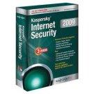 Kaspersky Internet Security 2009 3 User - 718122057139