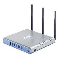 SMC - Barricade SMCWGBR14-N Draft 11n Wireless 4-port Gigabit Broadband Router