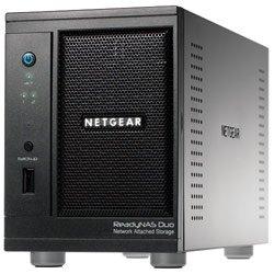 Netgear ReadyNAS Duo RND2110 Network Storage Server - RND2110-100NAS