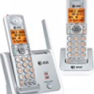 AT&T CL81219 DECT 6.0 Digital 2 Handset Cordless Phone with Caller ID