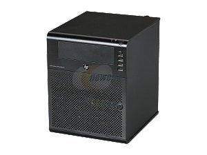 HP ProLiant N40L Ultra Micro Tower Server System AMD Turion II Neo N40L 1.5GHz 2C 2GB
