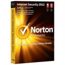 Norton™ Internet Security 2012 - 1 User / 3 PCs - cover of retail box, Retail CD,