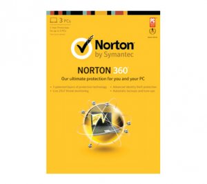 Symantec Norton Antivirus 2013 - 3 PCs(with cover of retail box, CD and product  key) never used